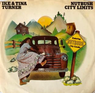 "Ike & Tina Turner - Nutbush City Limits (12"") (G+/G+)"